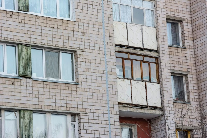Квартиры 4-го подъезда будут расселены