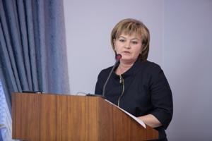 Людмила Попова. Фото пресс-службы Госсовета УР