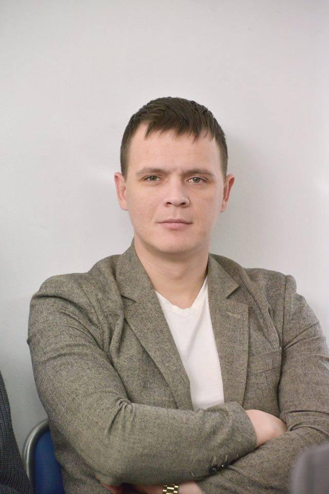 Тимофей Клабуков. Фото: facebook.com (Тимофей Клабуков)