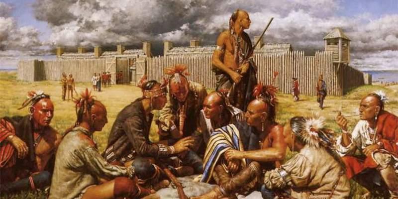 Осада индейцами форта Питт в 1763 г. дорого им обошлась - эпидемия оспы оказалась самым страшным оружием. Источник: warhead.su.