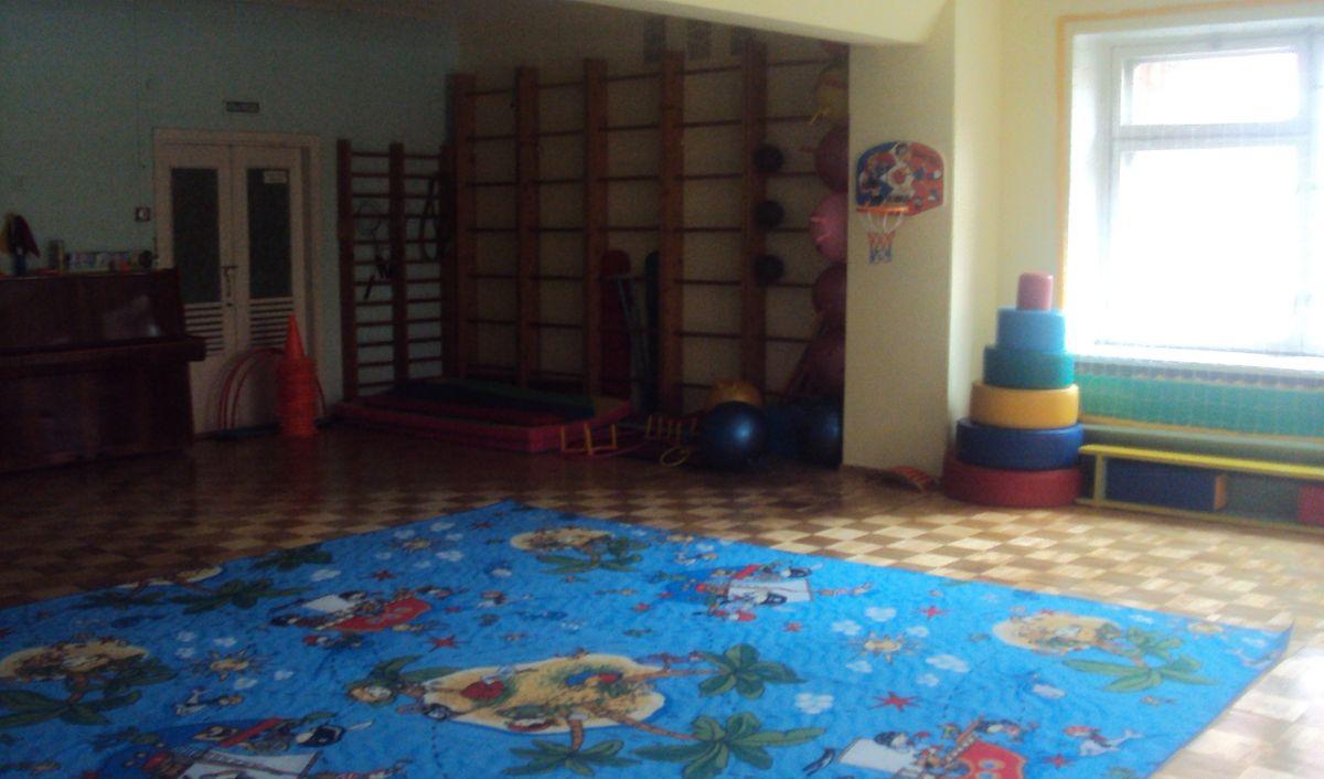 Отремонтированный зал в детсаде № 276. Фото: © «ДЕНЬ.org»