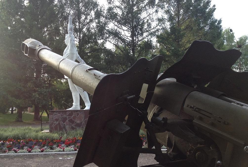 Похоже, ИжГТУ к бою готов. Фото: ©«ДЕНЬ.org»