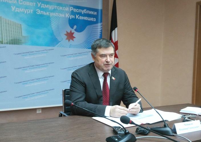 Владимир Чепкасов. Фото: © «ДЕНЬ.org»