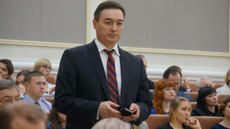 Андрей Кузнецов. Фото: © «ДЕНЬ.org»