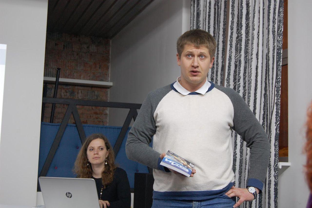 Артем Желтов. Фото ©«ДЕНЬ.org»