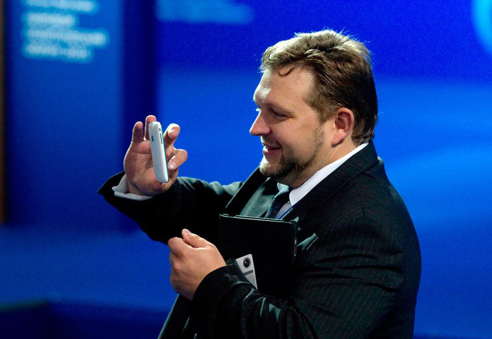 """""""продвинутый"""" губернатор Никита Белых. Фото: gazeta.ru"""