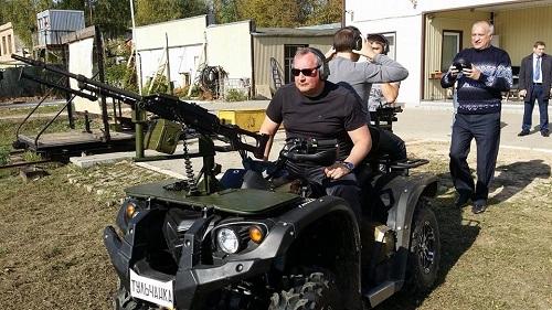 Дмитрий Рогозин - самый главный по госзаказу в оборонке. Фото: politikus.ru