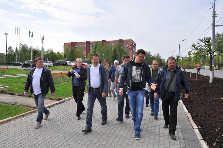 """Команда сити-менеджера Ижевска Дениса Агашина """"закопала"""" в этом месте более 60 миллионов. И, видимо, не намерена останавливаться."""