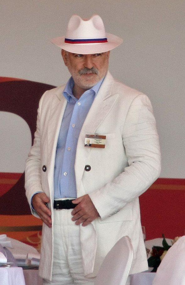 Виктор Вексельберг. Фото:olligator.ru