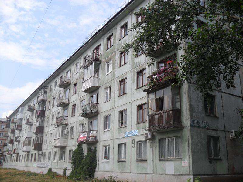 Первая в Ижевске хрущевка. Фото: avito.ru