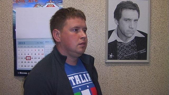 Максим Орлов. Фото: пресс-служба МВД по УР