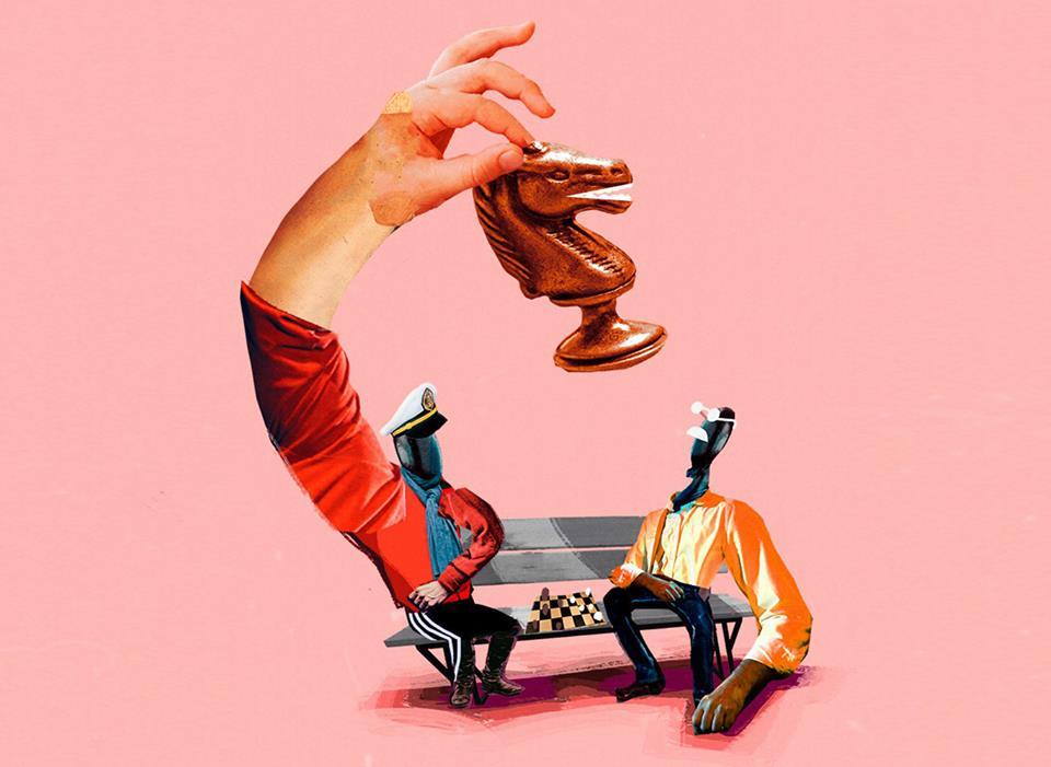 Иллюстрация: Саша Богатов