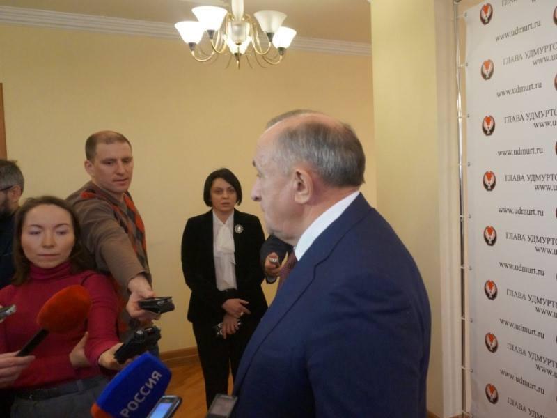 Ижевск подписал концессионное соглашение с«Удмуртскими коммунальными системами»— руководитель Удмуртии