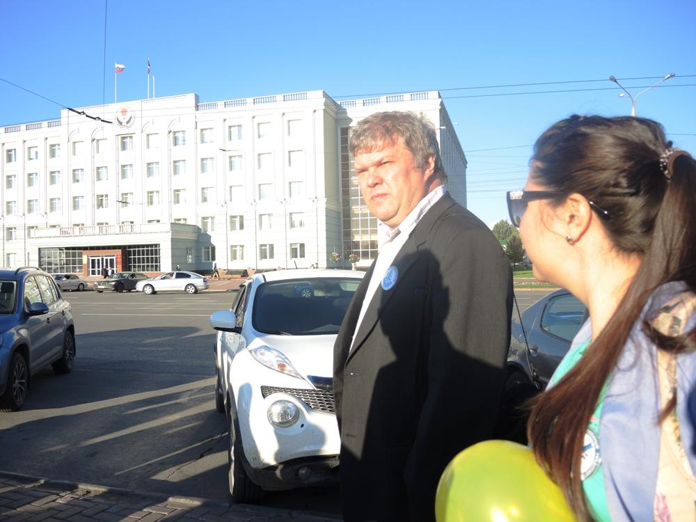 Сергей Митрохин. Фото ©День.org