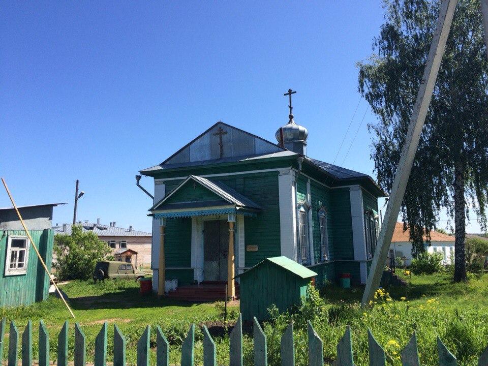Старообрядческая церковь в селе Балаки Камбарского района. Фото: Андрей Исаев