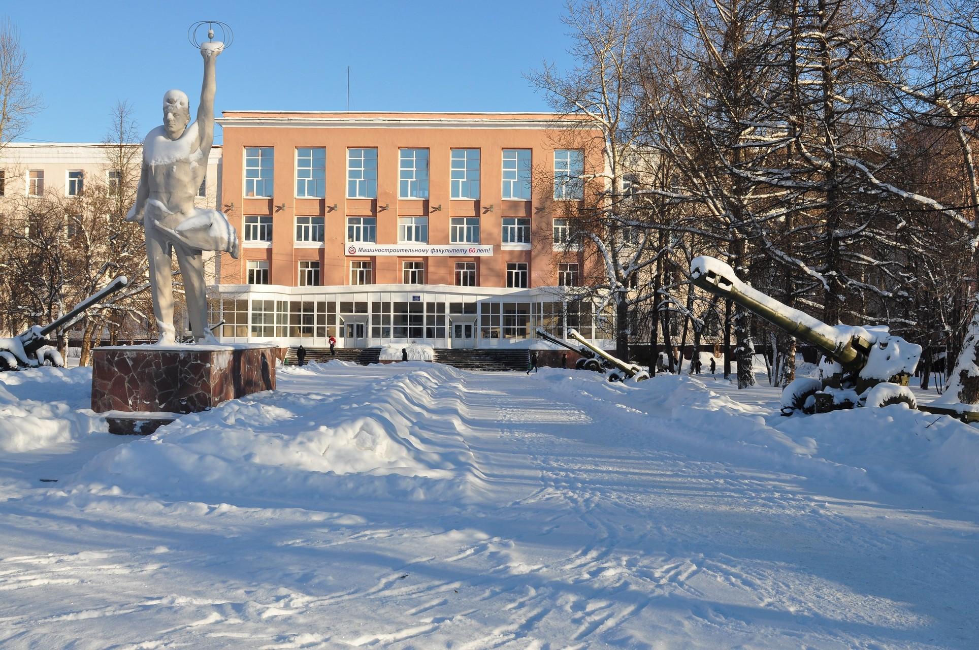 ИжГТУ. Фото: izhlife.ru