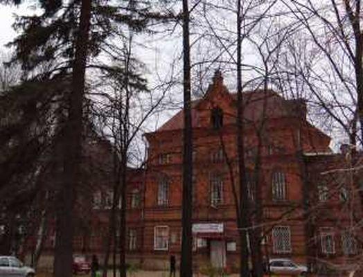 Воткинская районная больница фото:gb2votkinsk.ru