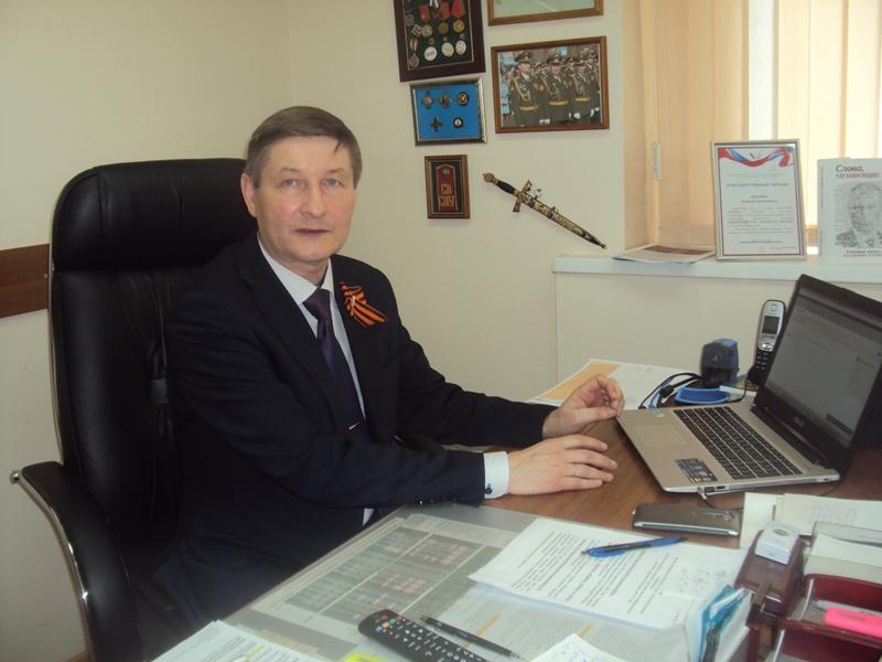 Андрей Цаплин. Фото: ©«ДЕНЬ.org»