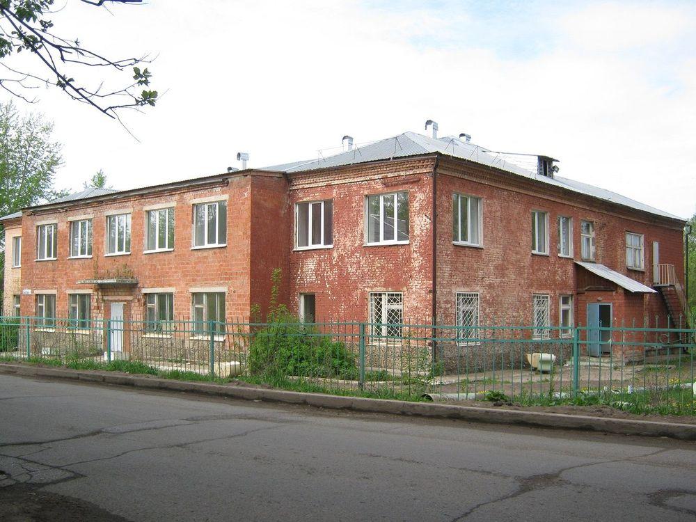 Здание бывшего детского сада на ул. С. Ковалевской, 3 в Ижевске. Фото: ©День.org