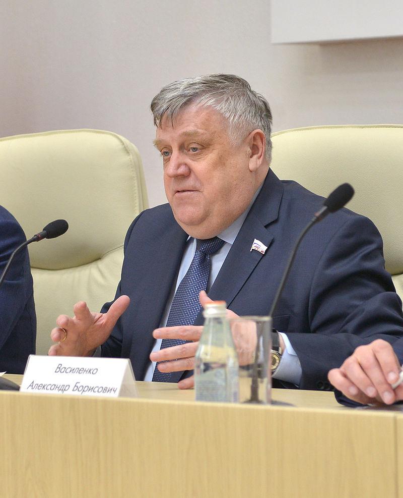 Александр Василенко. Фото: ru.wikipedia