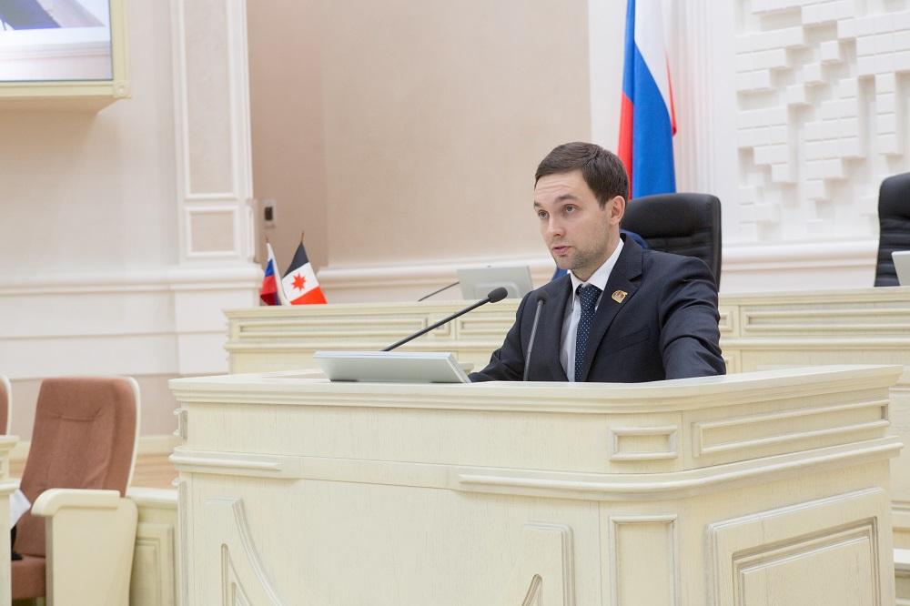 Сергей Колегов. Фото: пресс-служба Госсовета УР