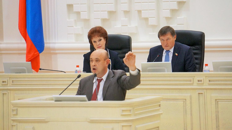 Юрий Бычков. Фото: ©День.org