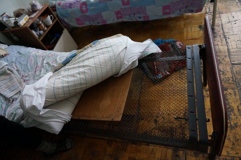 """Жителей республики отучат от привычки """"полежать"""" в больнице фото: ©День.org"""