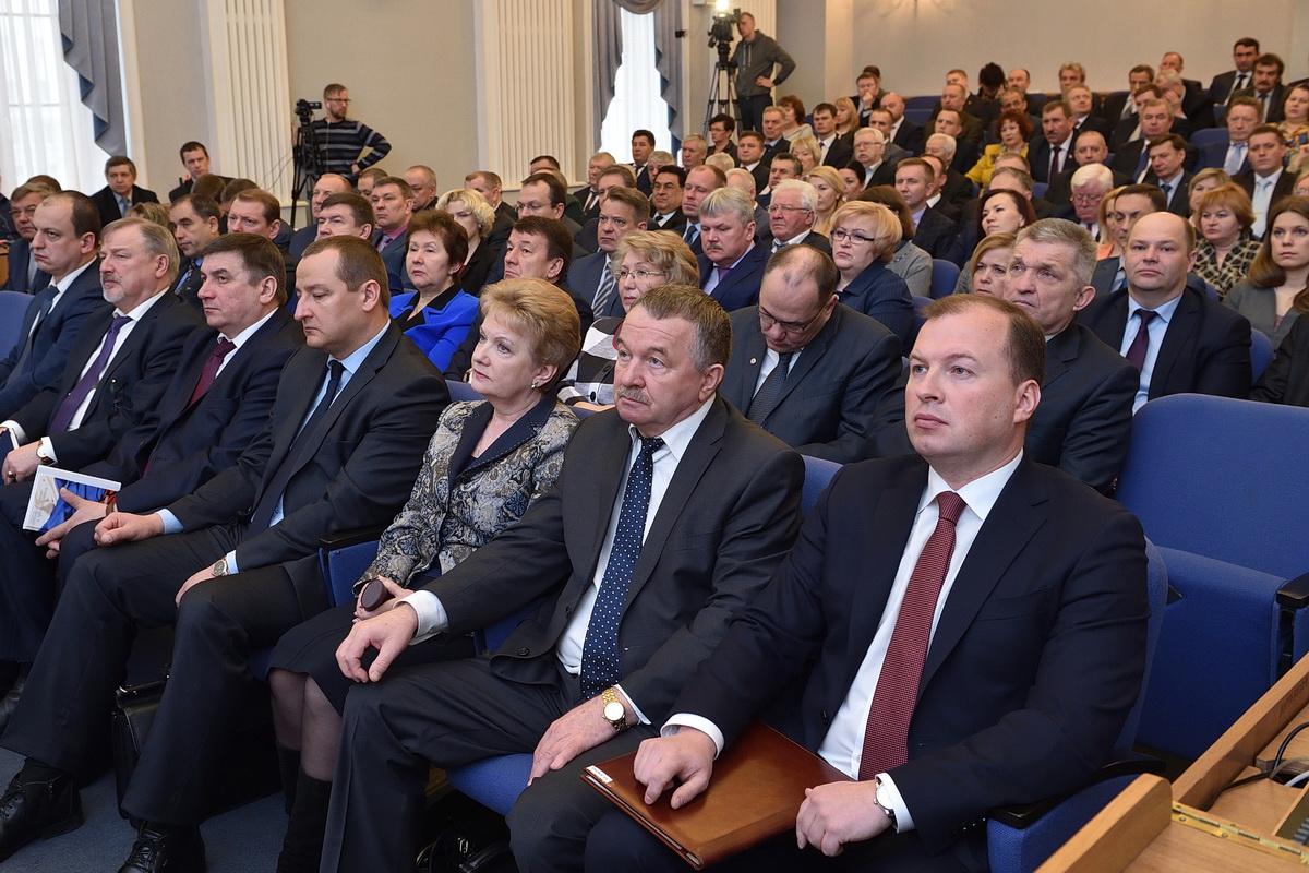 Аппаратное совещание в резиденции главы УР 17 апреля. Фото: пресс-служба главы и правительства УР
