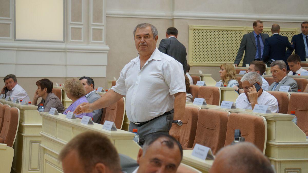 Алексей Прасолов. Фото: © «ДЕНЬ.org»