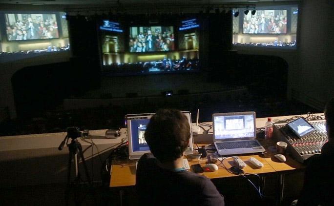 Виртуальный зал филармонии не готов к прямым трансляциям концертов