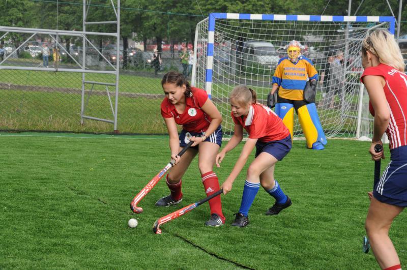 Хоккей на траве. Фото: permkrai.ru