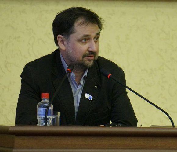 Депутат Гордумы Ижевска Сергей Щукин. Фото ©«ДЕНЬ.org»