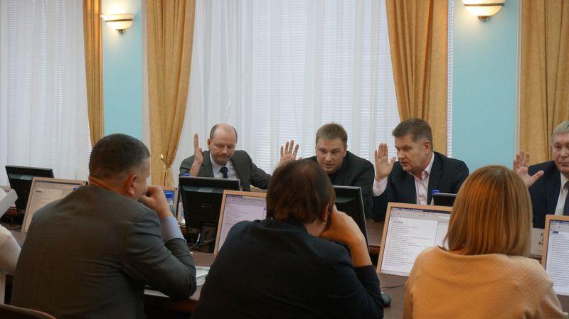 Депутаты проголосовали за регулярные совещания до тех пор, пока выход из ситуации не будет найден. Фото: ©«ДЕНЬ.org»