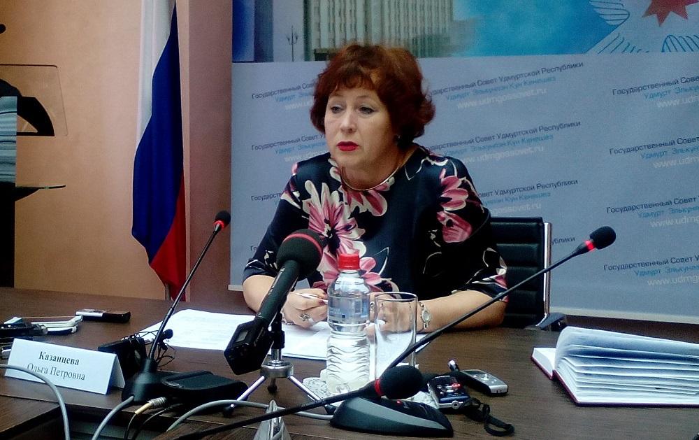Ольга Казанцева. Фото: © «ДЕНЬ.org»