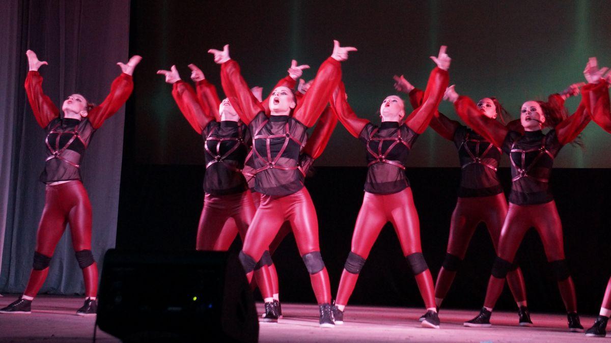 Академия современного танца NEXT. Фото: © «ДЕНЬ.org»