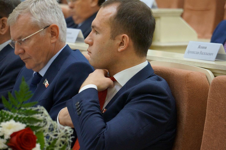 Алексей Чулкин. Фото ©День.org
