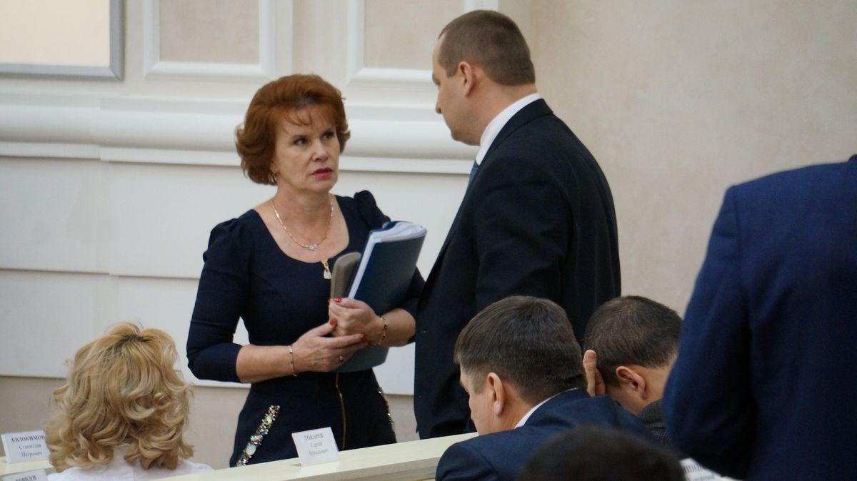 Софья Широбокова и Станислав Евдокимов. Фото: © «ДЕНЬ.org»