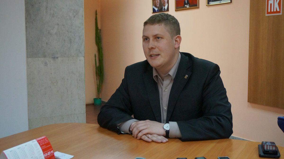 Андрей Макаров. Фото: © «ДЕНЬ.org»