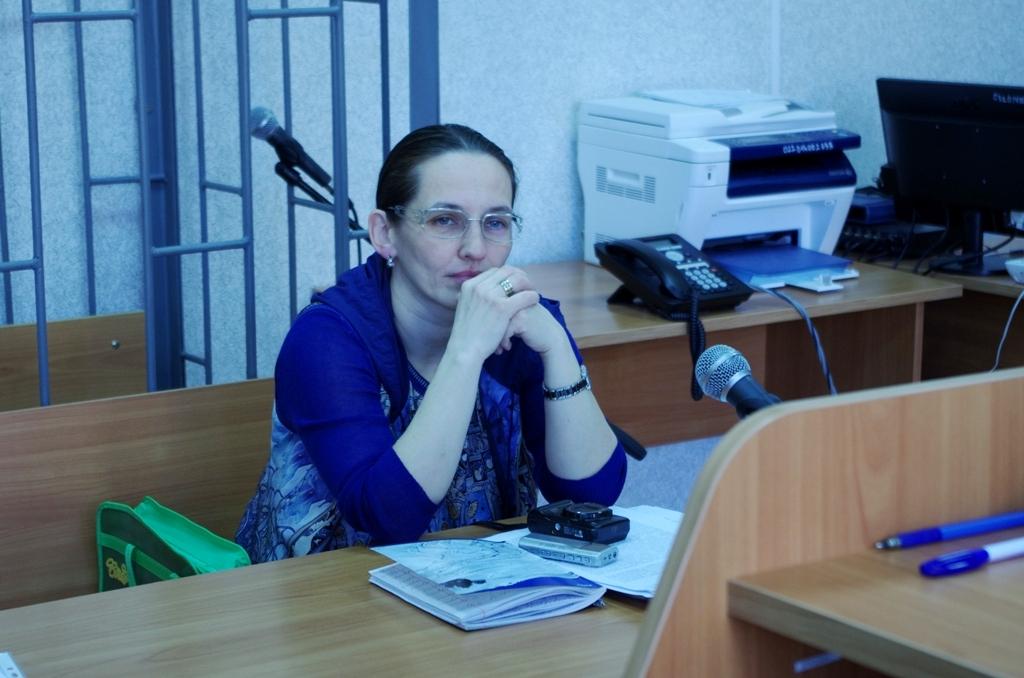 Яна Кузнецова. Фото: © «ДЕНЬ.org»