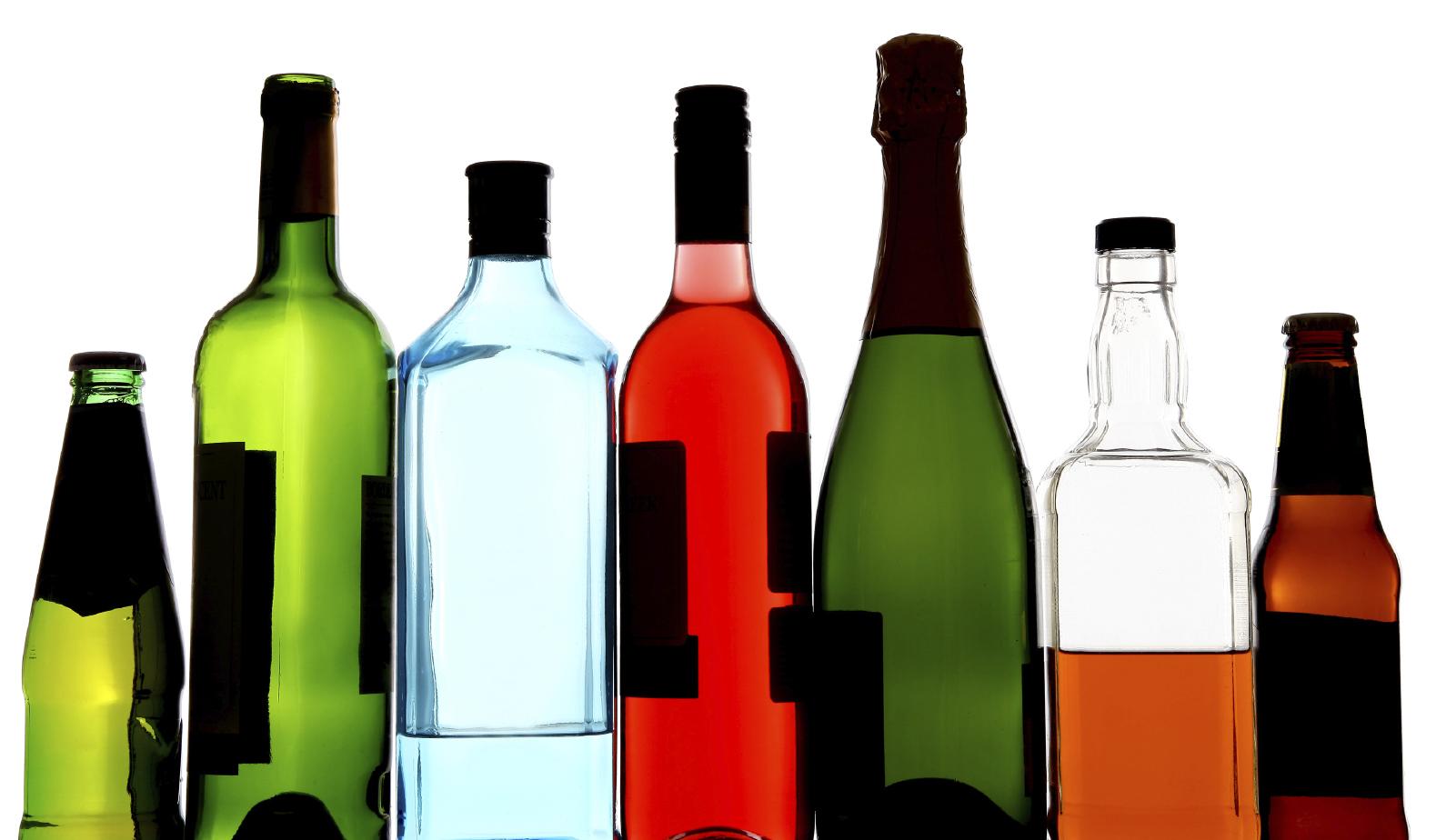 Около 1 тысячи руб. вмесяц растрачивают граждане Удмуртии на спирт
