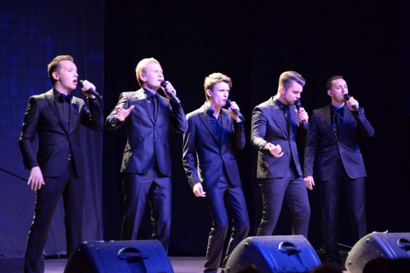 Вокальная группа «Бродвей», ныне «Пятеро». Фото: udmfil.ru
