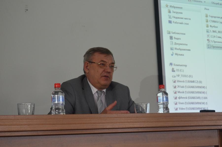 Юрий Тюрин. Фото: © «ДЕНЬ.org»