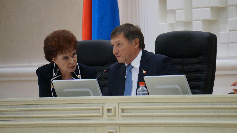 Софья Широбокова и Владимир Невоструев. Фото: © «ДЕНЬ.org»