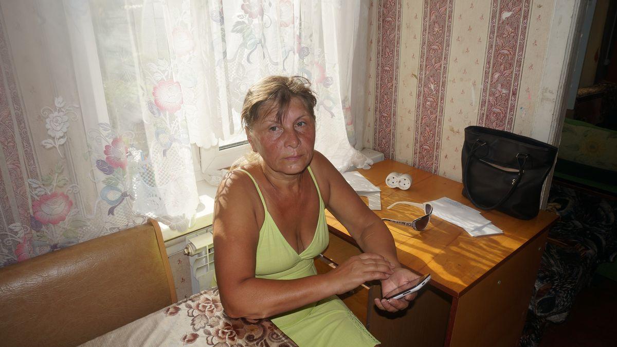 Галира Коробейникова. Фото ©«ДЕНЬ.org»