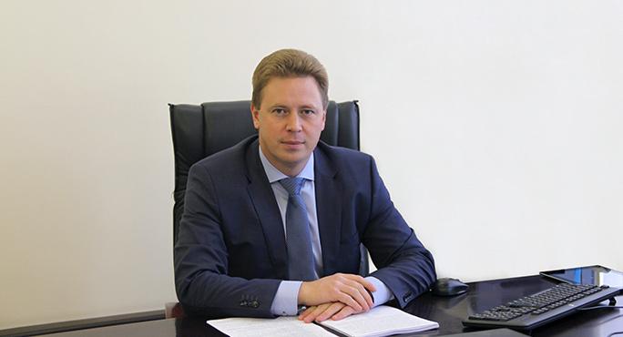 Дмитрий Овсянников. Фото: minpromtorg.gov.ru