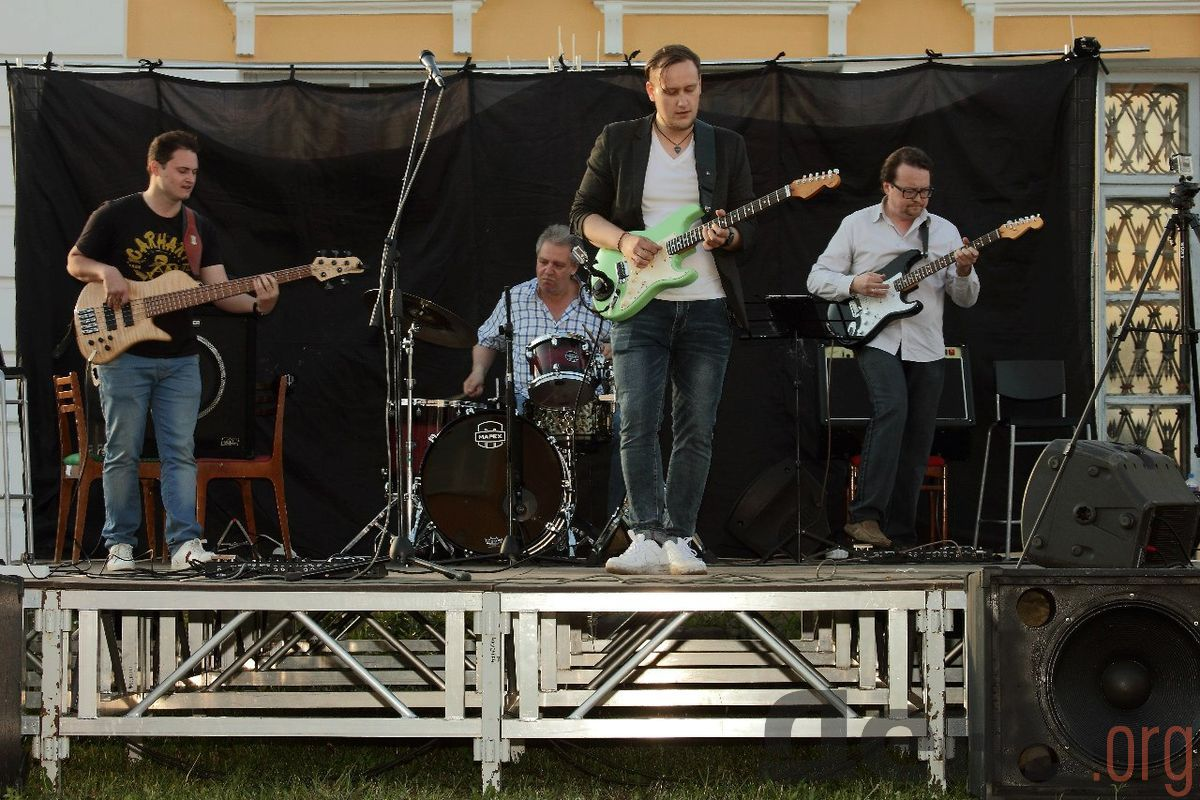 Groove band. Фото: Владимир Городилов