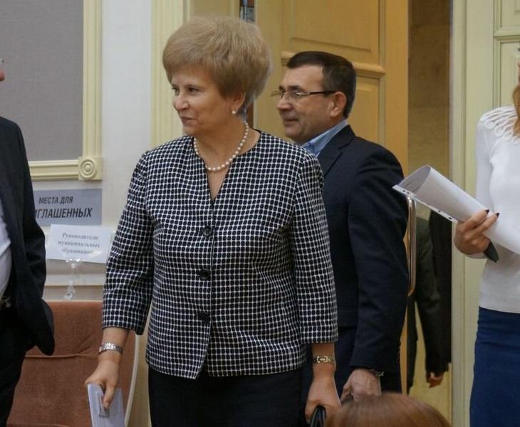 Галина Мерзлякова избрана председателем совета ректоров институтов Удмуртии сроком на5 лет