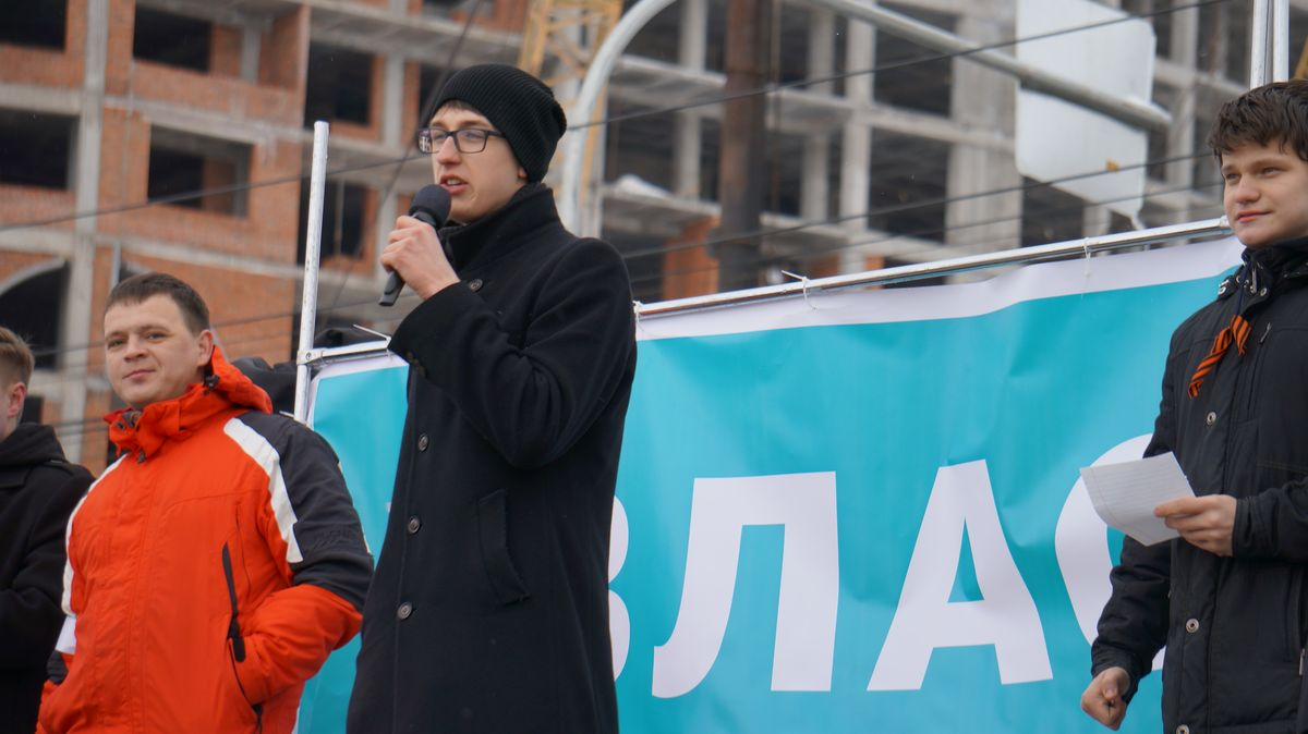Андрей Панов. Фото: © «ДЕНЬ.org»