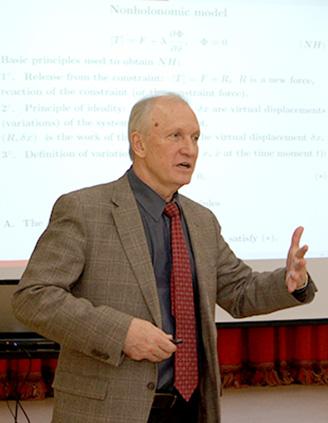 Академик Валерий Козлов