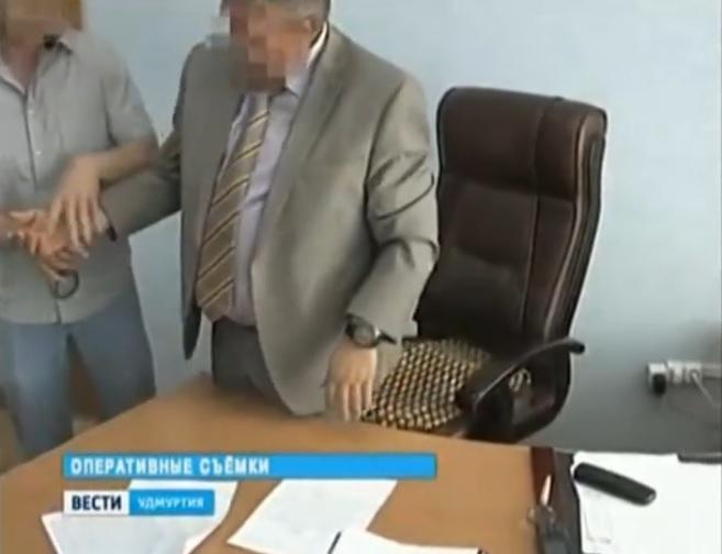 Кадры видео задержания Ерохина